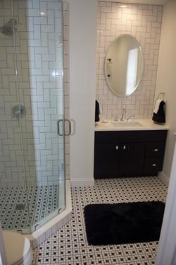 First floor bath renovation