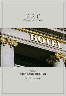 HOTELARIA DE LUXO