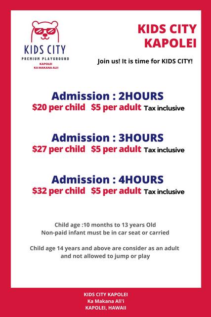 Kids City Kapolei