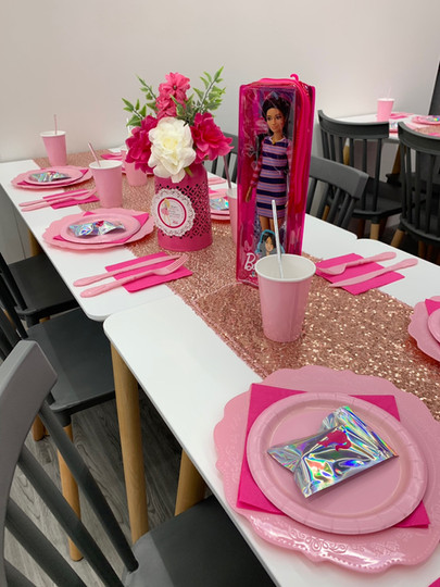 Pinkalicious Birthday Party at Kids City Adventure!