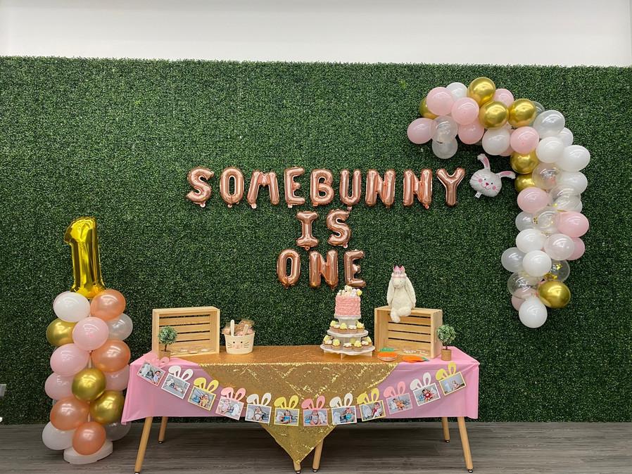 Very Bunny Birthday at Kids City Adventure!