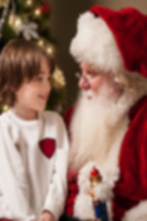 Santa Photo Package santa land