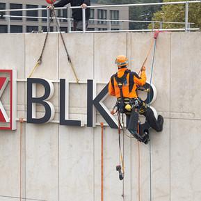 Höhenarbeiter BLKB Rebranding
