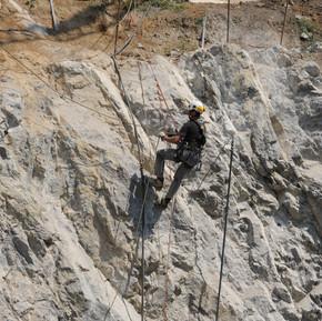 Felsreinigung Gersau