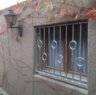 Fenstergitter Einbruchschutz
