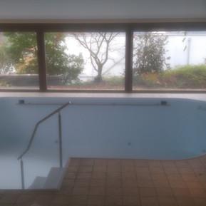 Schwimmbad Handlauf Edelstahl V4A
