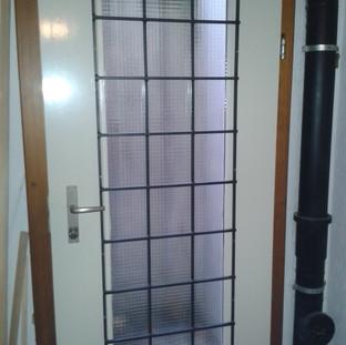 Kellertüre Einbruchschutz