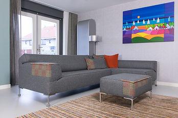 Vivolli Sofa and Ottoman