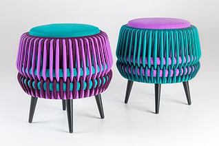 Fili ottoman poef pouf pouffe design furniture