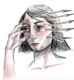 sometimes thoughts turn to arrows