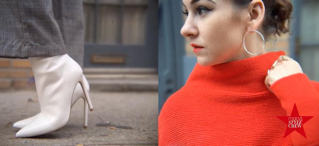 Macy's Fall Fashion Lookbook