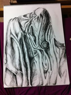 cloth study 1