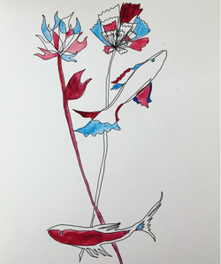 flowers and fish p2