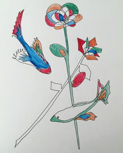 flowers and fish p3