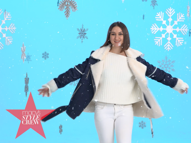 Macy's Winter Lookbook