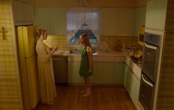 Viera in the kitchen