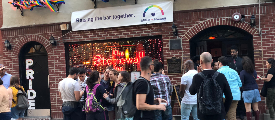 Stonewall 50 years later.