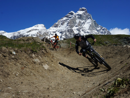 CERVINIA BIKE PARK TOUR