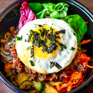 Take away - Biff Bibimbab