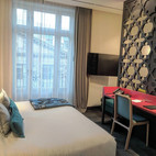 My room in Hotel D