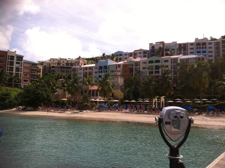 Marriot's Frenchman's Cove