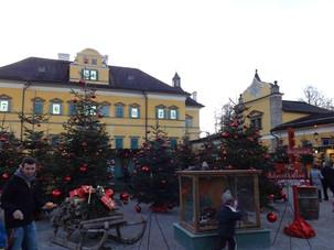 Hellbrunn Castle Market