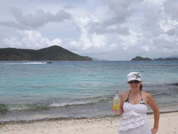 Me at Sugar Bay