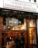 Where I get my hot chocolate
