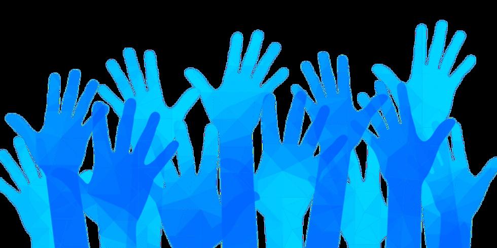 July Volunteer Orientation