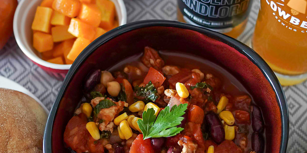 4th Annual Chili Cook-Off & Craft Beer Tasting