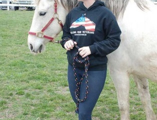 Equine assisted training helps those with PTSD