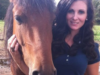 Owens Graduate Develops Free Equine Program for Veterans