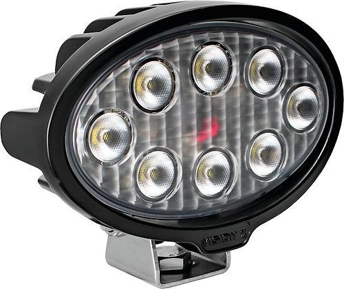 VL Series: Oval Housing 8/9 LED