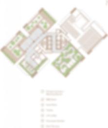 Stonor 3 Level 40 Facilities Floor Plan.