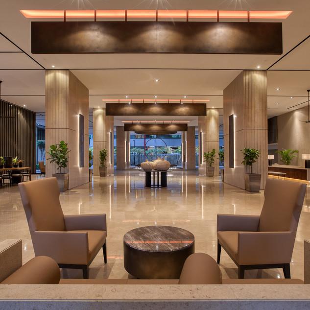 Stonor 3 Lobby