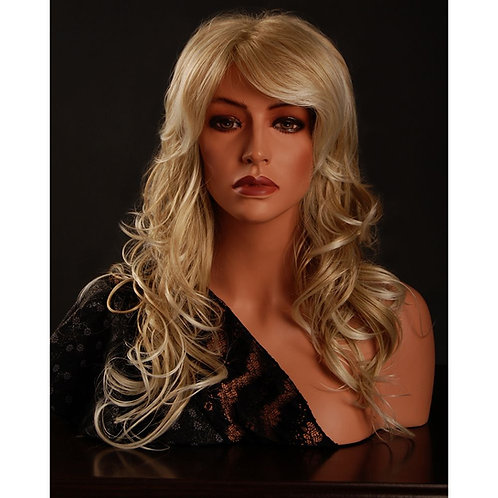 Tête mannequin perruques Queen