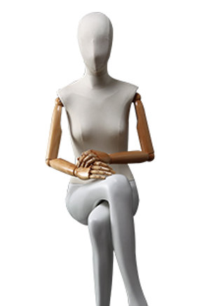 Mannequin abstrait DF