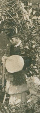 Frederick Dancker in 1901, age 49