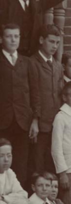 Eric Phillipps Dancker, age 12-14