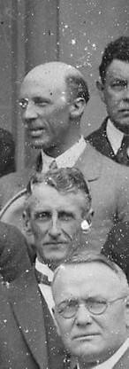 Eric Phillipps Dancker in 1923