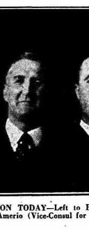 Eric Phillipps Dancker in 1929