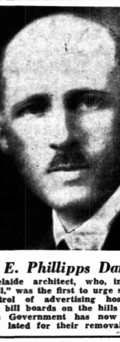 Eric Phillipps Dancker, c.1935