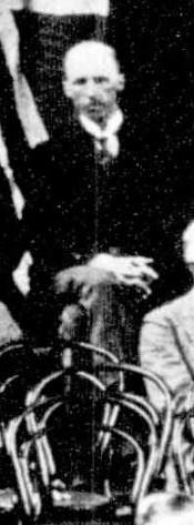 Eric Phillipps Dancker in 1925.