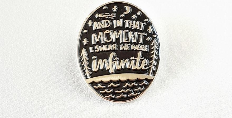 "Pin ""Infinity"""