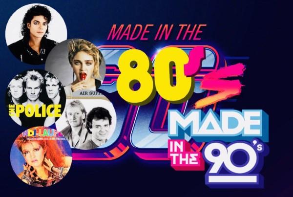 Music 80s, 90s