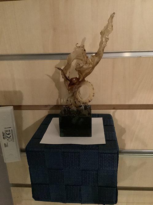 sculpture combo royal et bernique