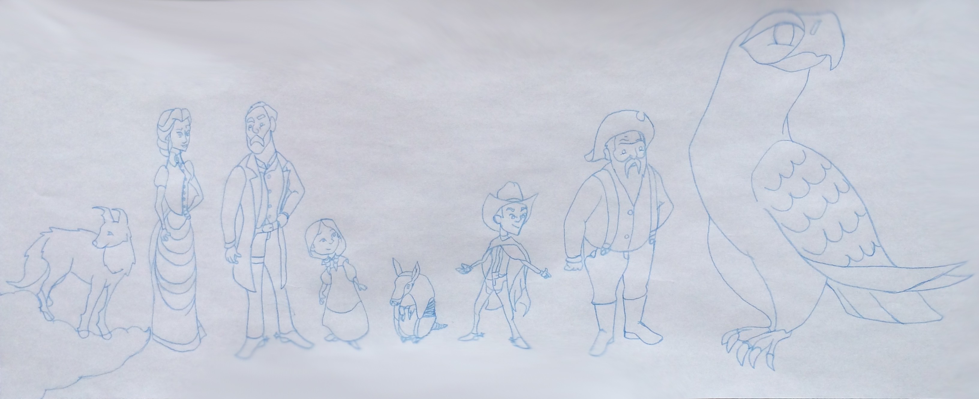 Character Lineup