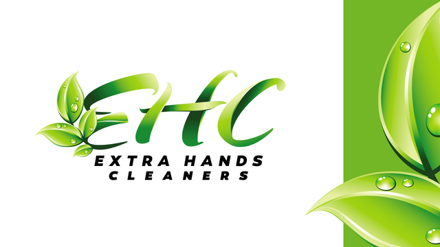 Extra Hands Cleaners Logo