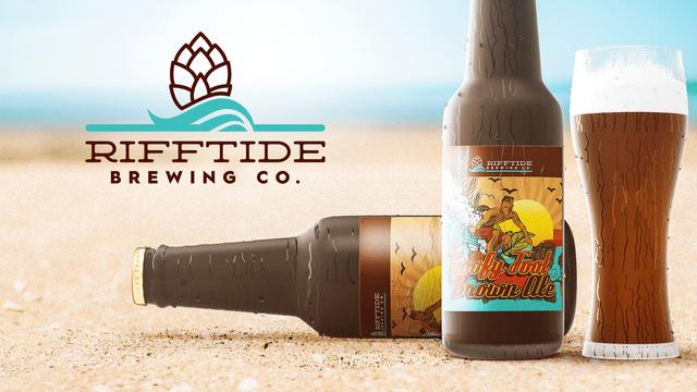Rifftide Brewing Label