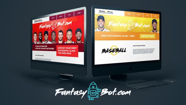 Fantasy Bot Website